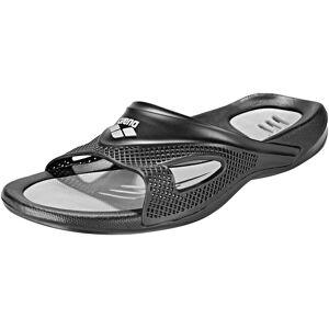 arena Hydrofit Hook Sandals Herr black-black-anthracite EU 45 2019 Badskor & Sandaler