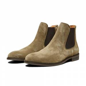 Selected Homme Louis chelsea boat