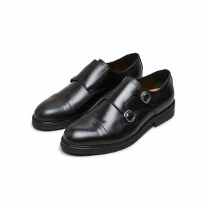 Selected Homme Filip Leather Monk Shoe Selected