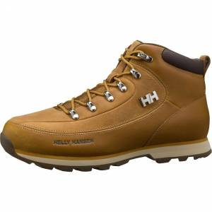 Helly Hansen Men's The Forester Leather Winter Boots   Hh Se 44 Brown