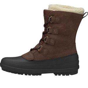 Helly Hansen Men's Varanger Winter Boots In Primaloft   Hh Se 45 Brown
