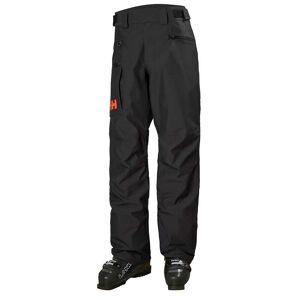 Helly Hansen Men's Garibaldi 2.0 Classic Freeride Ski Pants   Hh Se L Grey