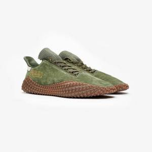 Adidas Kamanda 01 för män i grönt 44 ⅔ Green