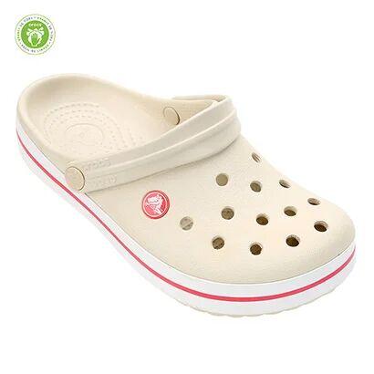 Crocs Crocband - Feminino-Off White