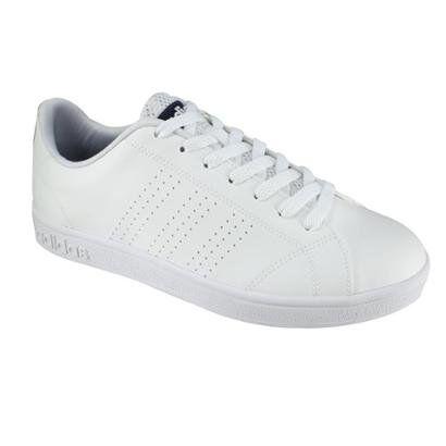 Tênis Adidas Advantage Vs Clean - Masculino-Branco