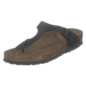Birkenstock Gizeh Regular Black, Shoes, sort, EU 46