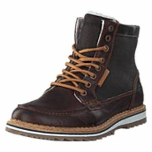 Björn Borg Martyn Gr Mid Fur 2200 Dk Brown, Shoes, brun, EU 43