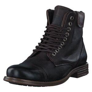 Sneaky Steve Doverlake Dk. Brown Vintage Nubuck, Herre, Shoes, lilla, EU 43
