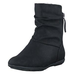 Duffy 86-55501 Black, Dame, Sko, Boots, Sort, EU 38