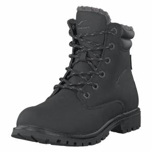 Bagheera Creed Black, Shoes, sort, EU 34