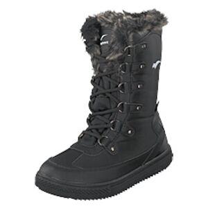 Bagheera Amber Jr Black, Shoes, sort, EU 35