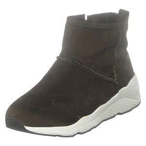 Duffy 84-01650 Khaki, Dame, Sko, Chelsea boots, Grøn, EU 38