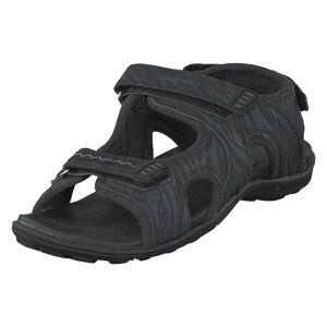 Bagheera Spirit Black/dark Grey, Dame, Shoes, sort, EU 40