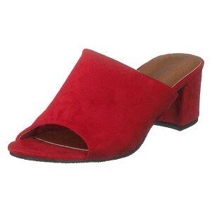 Duffy 97-00736 Red, Dame, Sko, Sandaler, Rød, EU 38