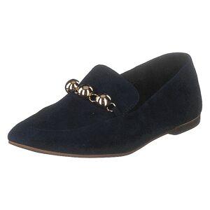 Vagabond Ayden 4505-340-64 Dk Blue, Dame, Sko, Ballerina sko, Blå, EU 39