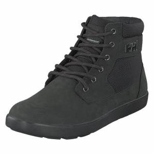 Helly Hansen Stockholm 2 Black/black/mid Grey, Herre, Shoes, sort, EU 42
