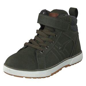 Bagheera Barrow Dark Green/dark Grey, Børn, Shoes, grøn, EU 34