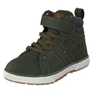Bagheera Barrow Dark Green/dark Grey, Shoes, grøn, EU 32