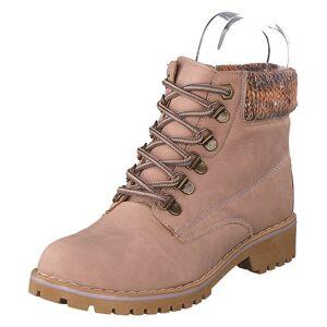 Duffy 98-55598 Old Pink, Børn, Sko, Boots, Lyserød, EU 34