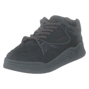 Lacoste Court Slam 419 1 Sfa Dk Gry/dk Gry, Dame, Sko, Sneakers, Sort, EU 38