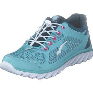 Bagheera Ionic Light Blue/pink, Sko, Sneakers og Træningssko, Løbesko, Blå, Turkis, Unisex, 35