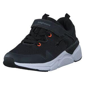 Bagheera Vision Jr Black/orange, Børn, Shoes, sort, EU 32