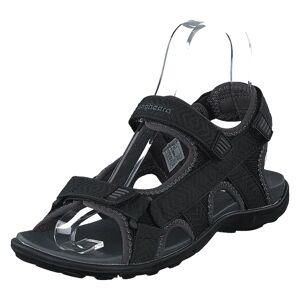 Bagheera Onyx Black/dark Grey, Shoes, sort, EU 43