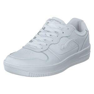 Bagheera Plaza White, Shoes, hvid, EU 39
