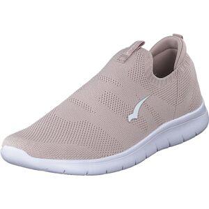 Bagheera Pace Sand/white, Sko, Sneakers og Træningssko, Sneakers, Hvid, Dame, 37