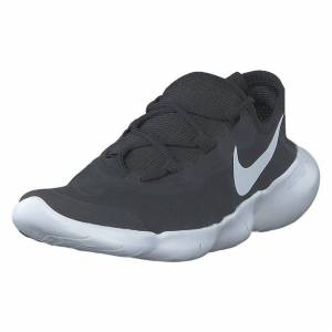 Nike Free Rn 5.0 2020 Black/white-anthracite, Dame, Shoes, sort, EU 36,5