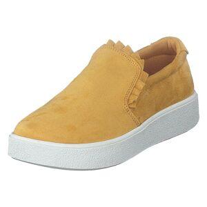 Duffy 73-52717 Yellow, Børn, Sko, Slip-on, Orange, EU 33