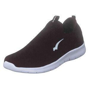 Bagheera Pace Burgundy/white, Dame, Shoes, lilla, EU 39