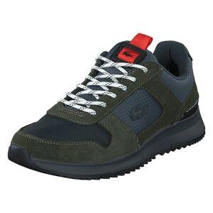 Lacoste Joggeur 2.0 0320 1 Sma Khk/dk Gry, Herre, Sko, Sneakers, Grøn, EU 44