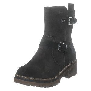Rieker 96274-45 Anthrazit, Dame, Sko, Boots, Sort, EU 37