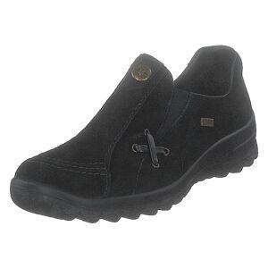 Rieker L7171-00 Black, Dame, Sko, Sneakers, Sort, EU 36