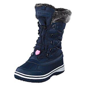 Eskimo Frosty Dk Blue/pink 95, Shoes, blå, EU 31