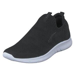 Bagheera Pace Jr Black/white, Børn, shoes, sort, EU 30