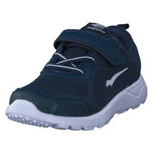 Bagheera Moxie Navy/white, Børn, shoes, blå, EU 24