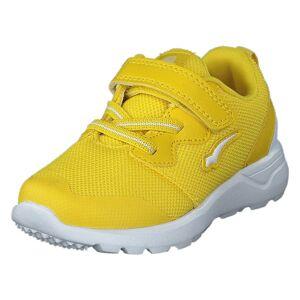 Bagheera Gemini Yellow/white, Børn, shoes, hvid, EU 23