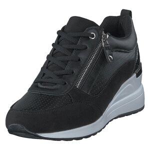 Duffy 97-20273 Black, Dame, Sko, Sneakers, Sort, EU 39