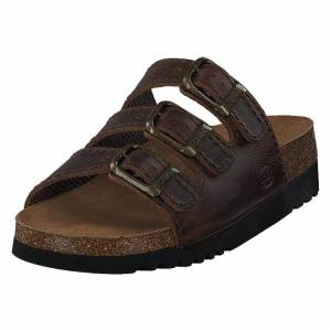 Scholl Rio Dk Brown, Dame, shoes, brun, EU 39