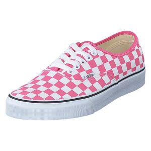 Vans Ua Authentic Pink Lemonade/true White, Dame, shoes, lyserød, EU 40
