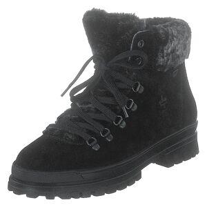 Rieker Z5420 Black, Dame, Sko, Vandrestøvler, Sort, EU 37