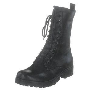 Rieker 78544 Black, Dame, Sko, Boots, Sort, EU 37