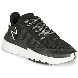 adidas  NITE JOGGER J  Barn  Pige  Sko  Sneakers barn