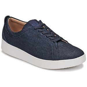 FitFlop  RALLY DENIM  Dame  Sko  Sneakers dame