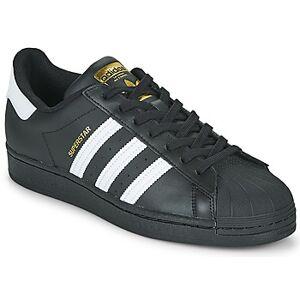 adidas  SUPERSTAR  Dame  Sko  Sneakers dame F 36 2/3 Sort