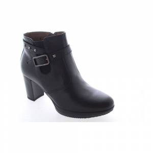 Ahead Ankle boots (Sort)
