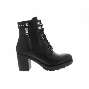 Ahead ankle boot (Sort)
