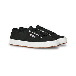 Superga Canvas Sneaker Black men 41 Sort
